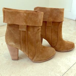 Joie Suede Boots • 37.5